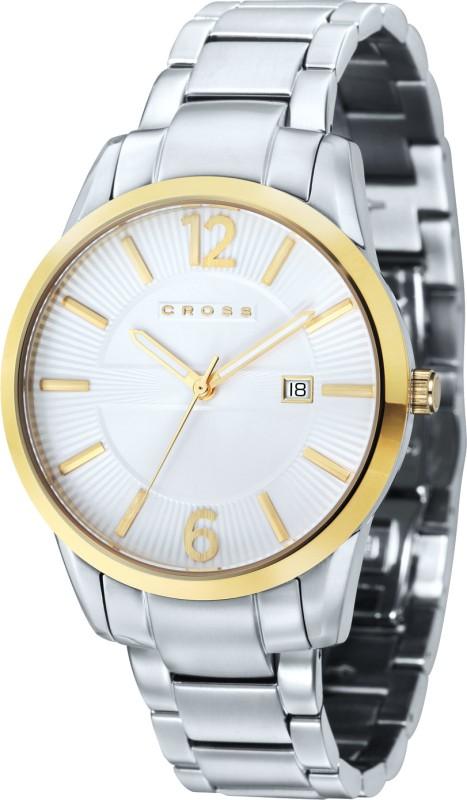 Cross CR8002-44 Gotham Analog Watch - For Men