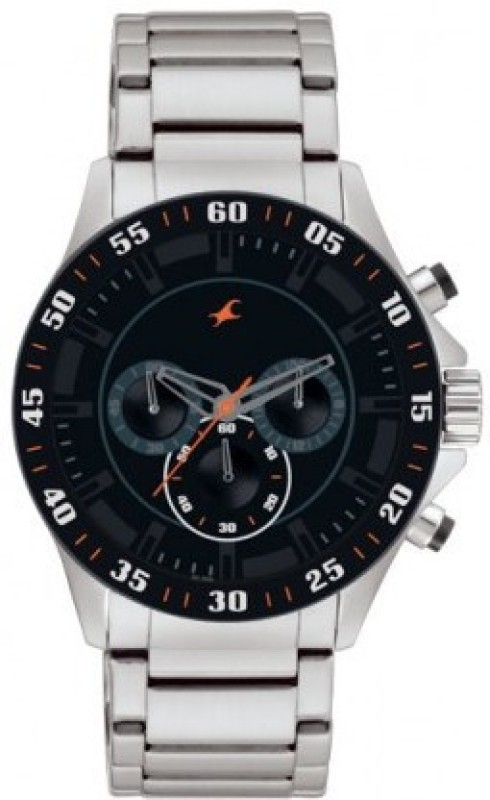 Fastrack ND3072SM04 Chronograph Analog Watch - For Men