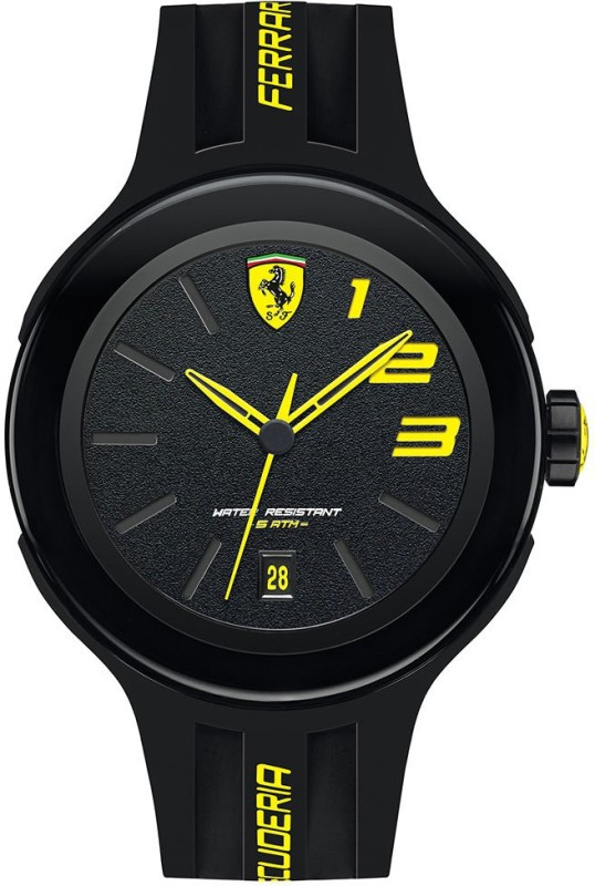 Scuderia Ferrari 0830221 FXX Analog Watch - For Men