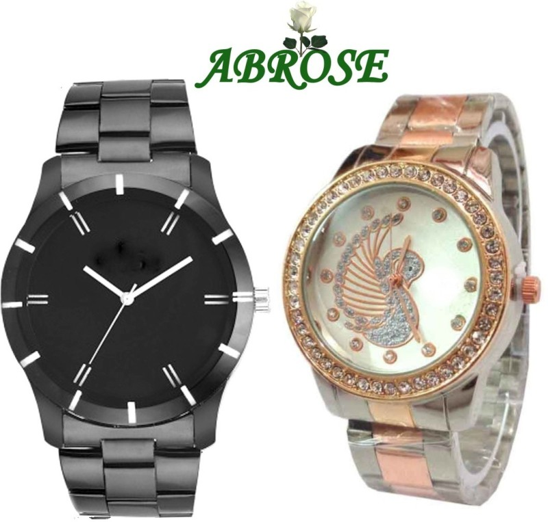 Abrose iikcombo511 Analog Watch - For Couple