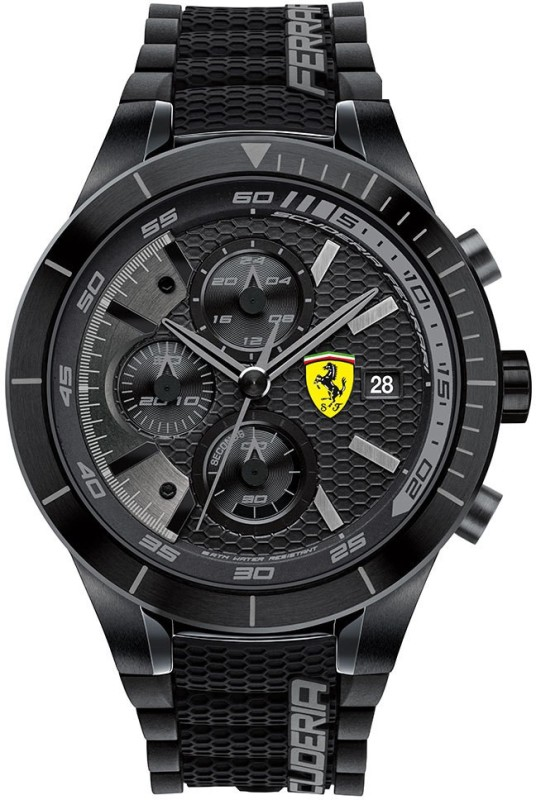 Scuderia Ferrari 0830262 Smart Analog Watch - For Men