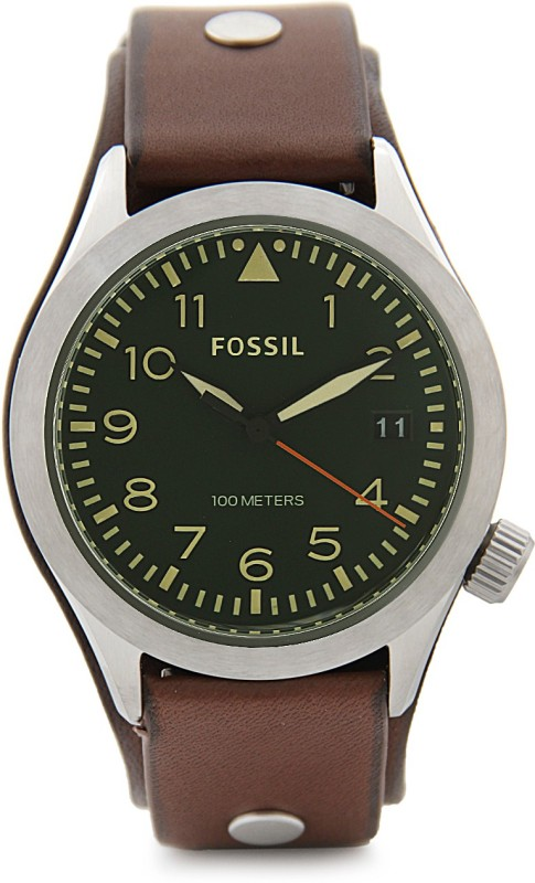 Fossil AM4553 THE AEROFL Analog Watch - For Men