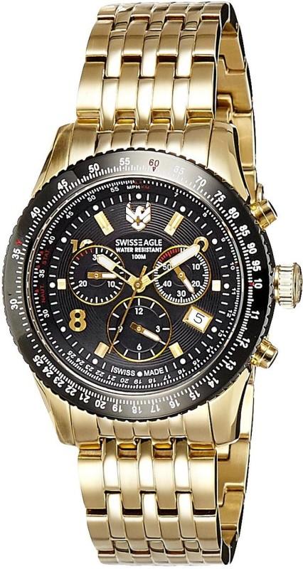 Swiss Eagle SE-9023-44 Men's Watch image.