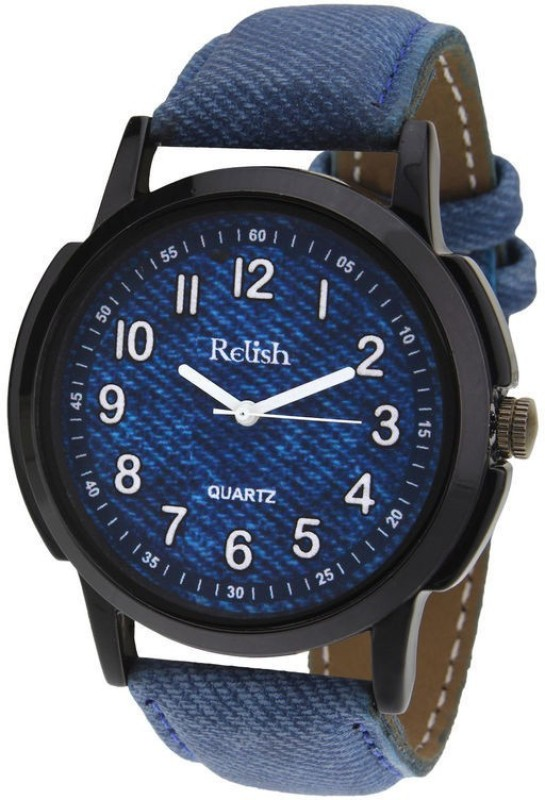 Relish De-482 Men's Watch image