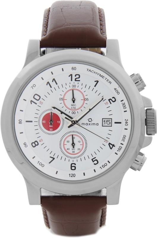 Maxima 27715LMGI Attivo Men's Watch image