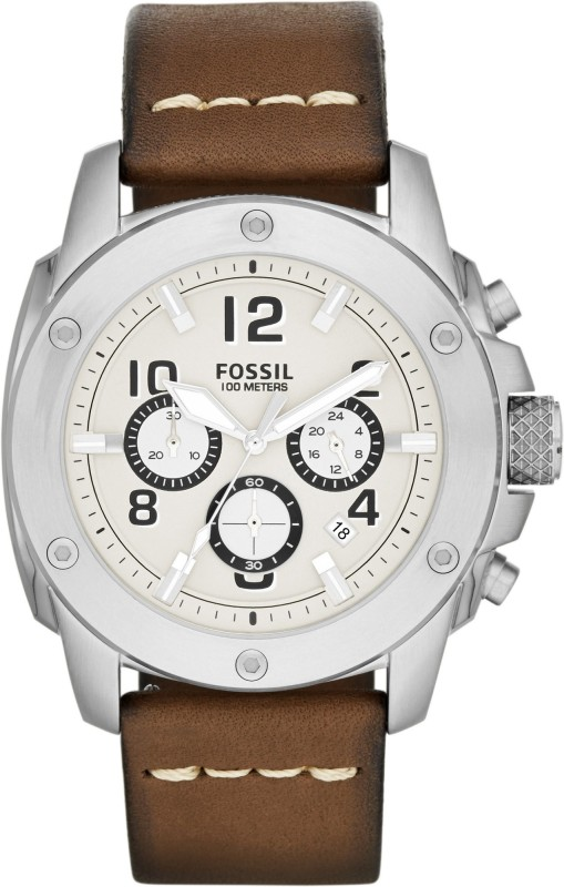 Fossil FS4929 Analog Watch - For Men