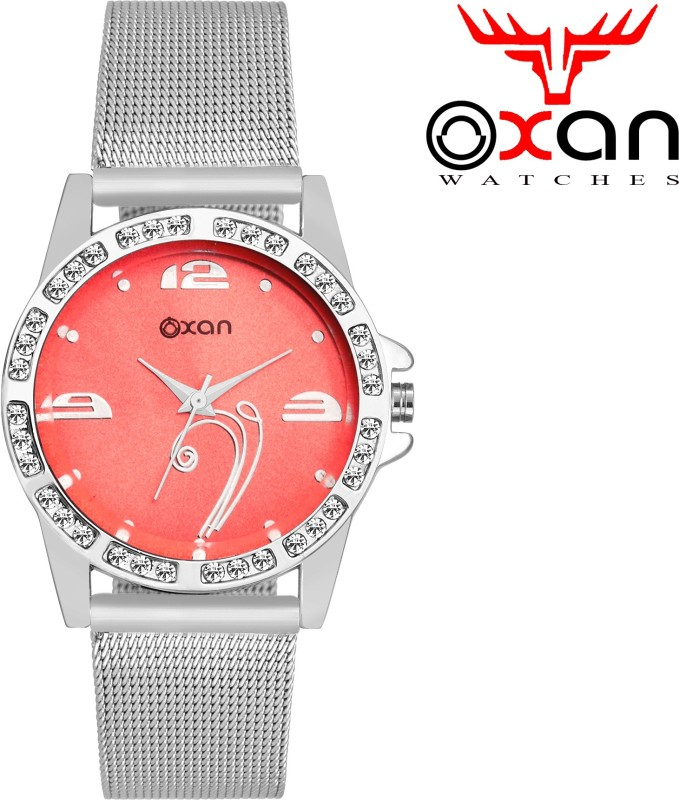 Oxan AS2501SM05 Analog Watch - For Girls