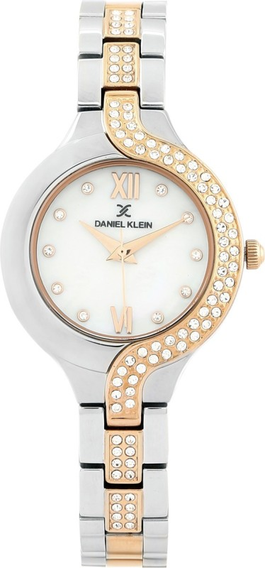 Daniel Klein DK11172-5 Analog Watch - For Women