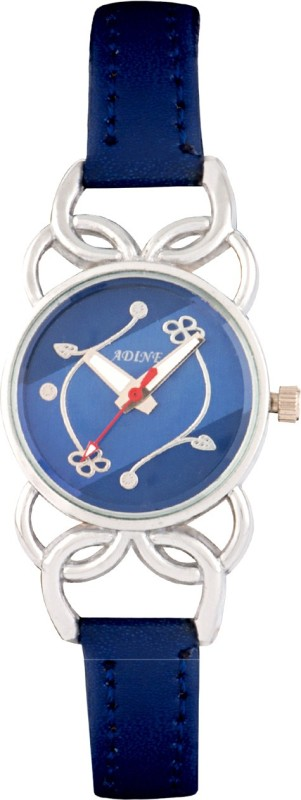 Adine AD-1235 BLUE-BLUE Fasionable Women's Watch image