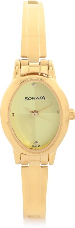 Sonata 8100YM02 Women's Watch image