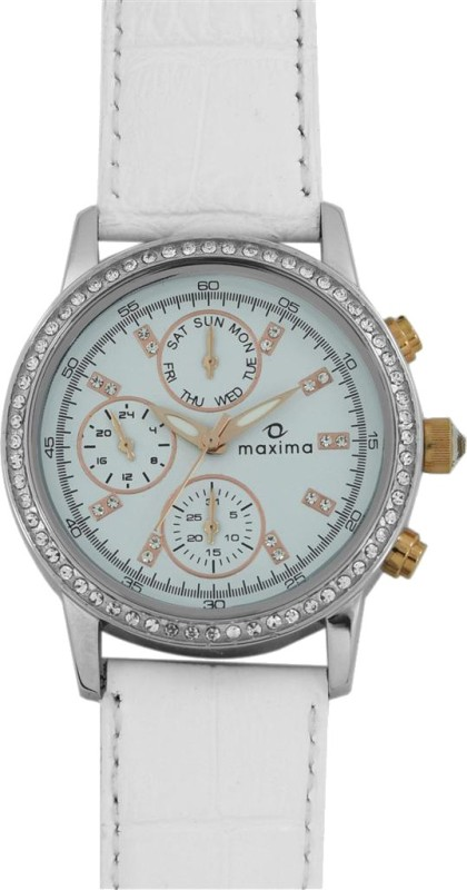 Maxima 32415LMLI Attivo Women's Watch image