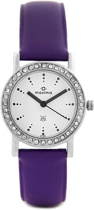 Maxima 27122LMLI Swarovski Women's Watch image