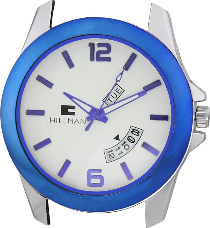 Hillman HLLWACH94RD8SL New Style Analog Watch - For Men