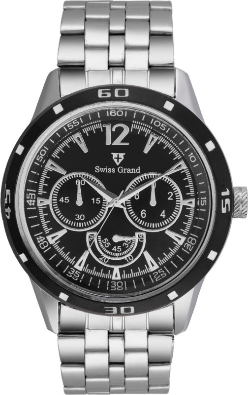 Swiss Grand N-SG-0205_Black Men's Watch image.