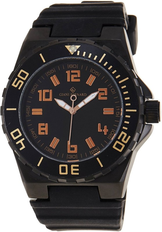 Giani Bernard GB-108C Injector I Analog Watch - For Men