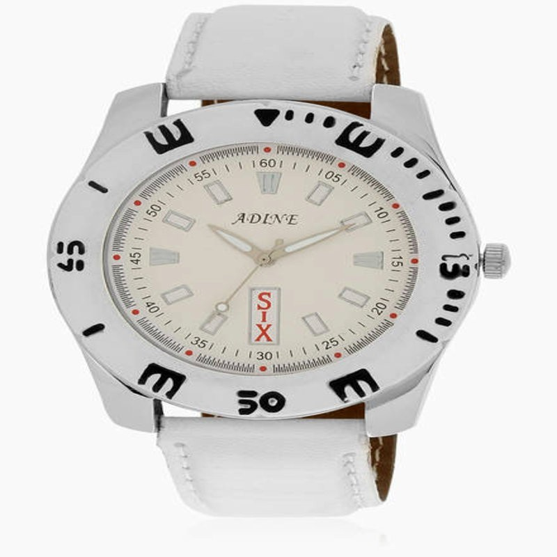 Adine 6015wh Analog Watch - For Men