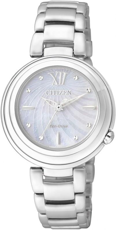 Citizen EM0331-52D Eco-Drive Analog Watch - For Women
