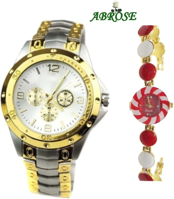 Abrose Rosracombo10043 Analog Watch - For Men & Women