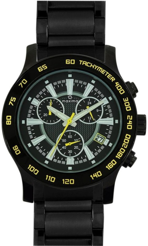 Maxima 32951CMGB Attivo Analog Watch - For Men