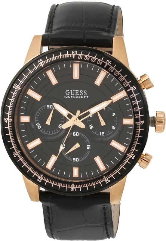 Guess W0867G1 FUEL Watch  - For Men