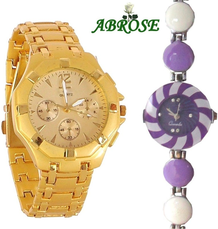 Abrose Rosra1005 Analog Watch - For Men & Women