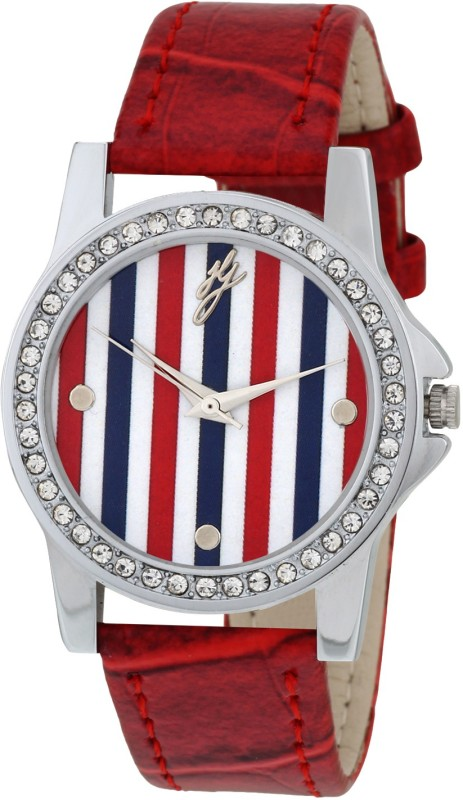James George ROT9 Analog Watch - For Women
