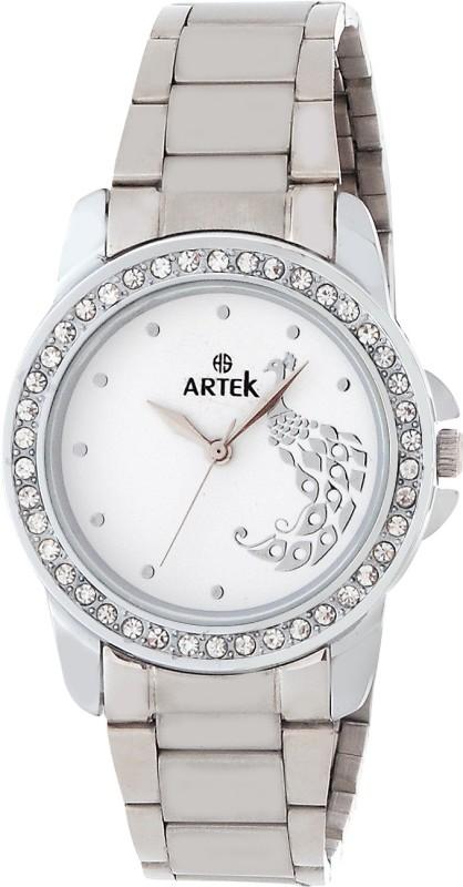 Artek AK2021WT Analog Watch - For Women