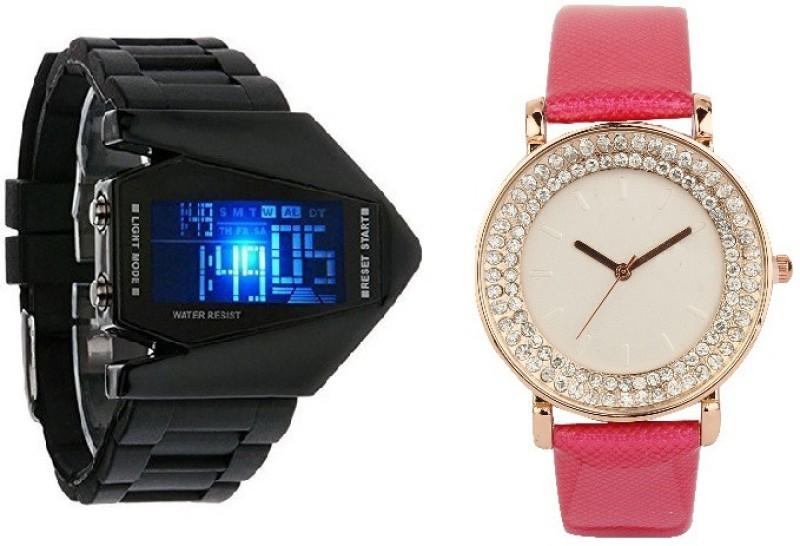 Declasse SAMOSA - 8271 SAMOSA Analog-Digital Watch - For Men & Women