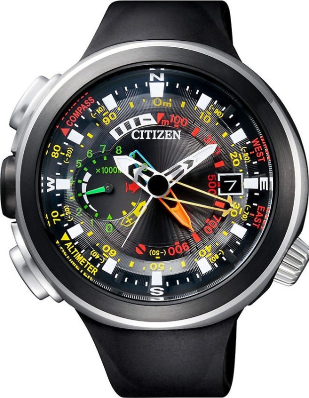 Citizen BN4035-08E Eco-Drive Men's Watch image