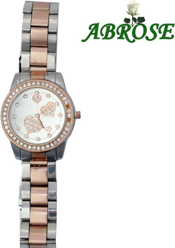 Abrose Beauty505 Analog Watch - For Women