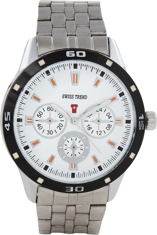 Swiss Trend Artshai1618 Sports Men's Watch image.