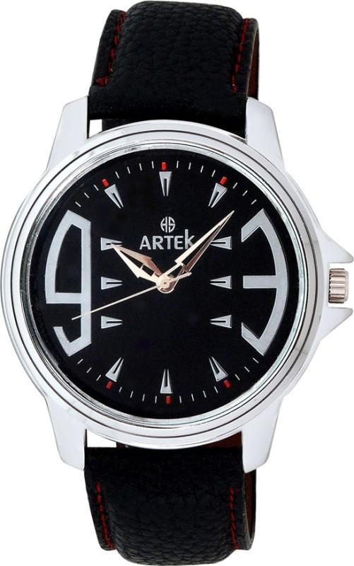 Artek ARTK-1021-0-BLACK Analog Watch - For Men
