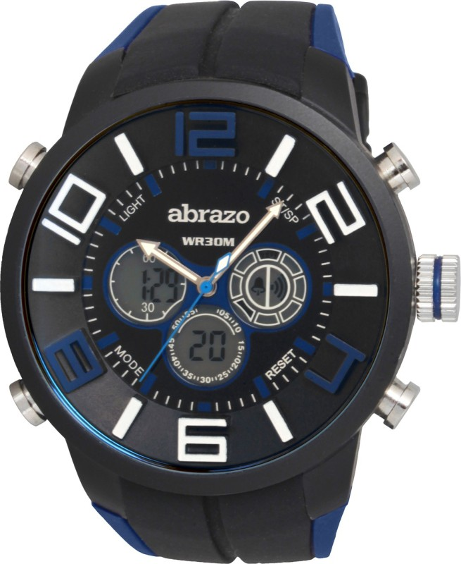 Abrazo SPRT-3-DIGITAL-BU Sports Analog-Digital Watch - For Men