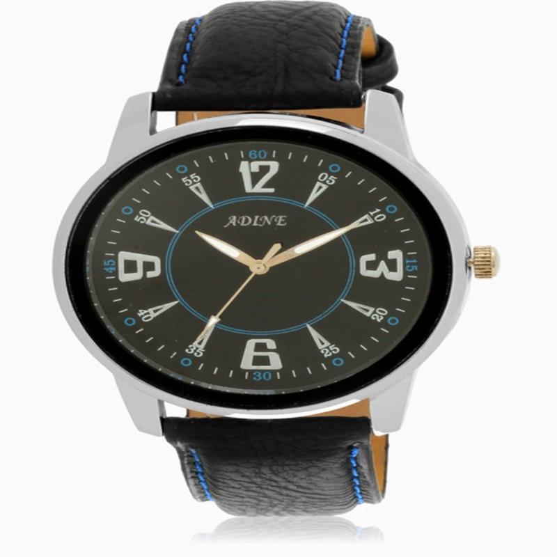 Adine 6017bk Analog Watch - For Men