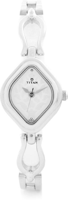 Titan 2536SM02 Analog Watch - For Women