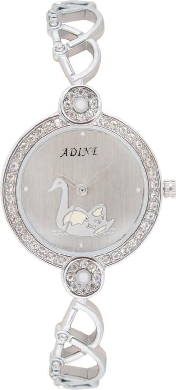Adine ad-635ss Analog Watch - For Women