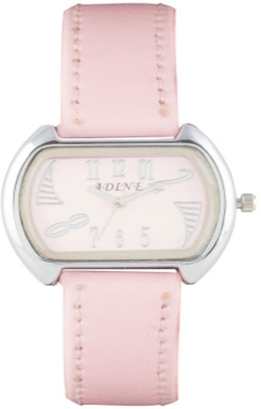 Adine Ad-1230pink-Pink Fabulous Analog Watch - For Women