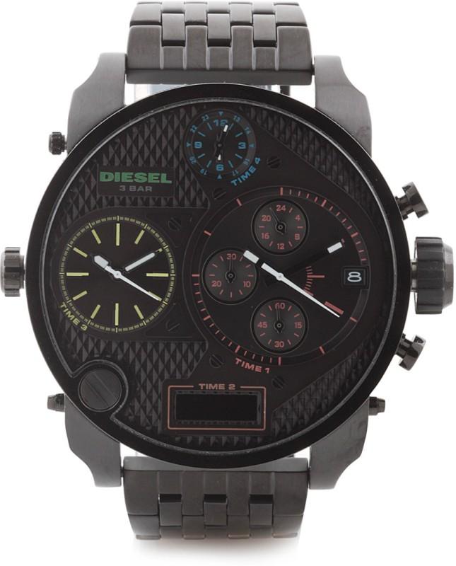 Diesel DZ7266 Edge Analog-Digital Watch - For Men