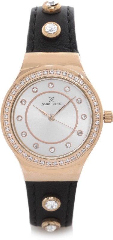 Daniel Klein DK10712-7 Analog Watch - For Women
