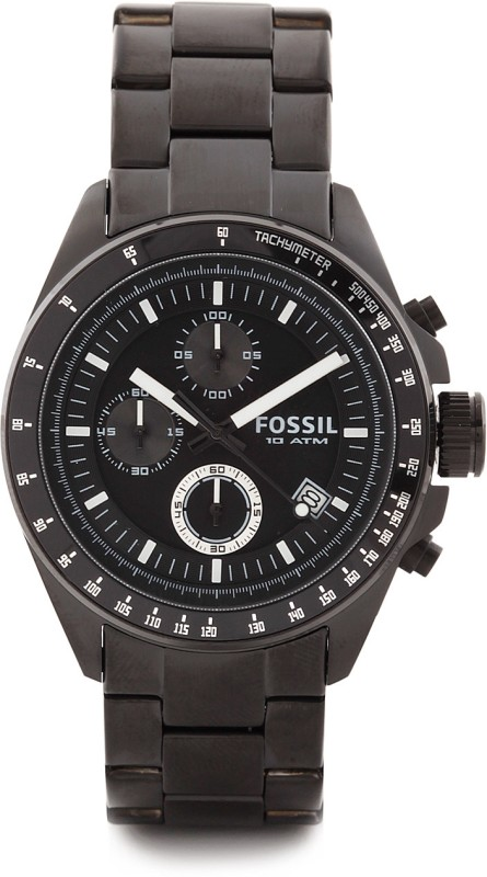 Fossil CH2601IBlack DECKER - M Watch - For Men