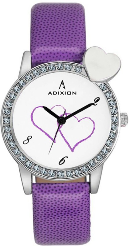 ADIXION 9408SLB07 New Series Genuine Leather women Watch Analog Watch - For Women
