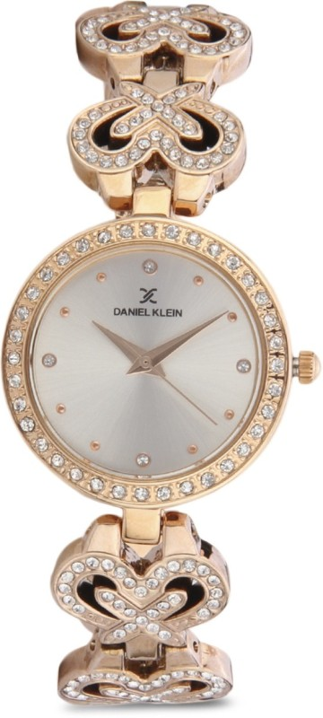 Daniel Klein DK11167-4 Analog Watch - For Women