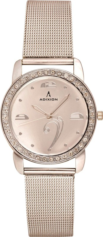 ADIXION 9422SM03 New Stainless Steel Bracelet watch Analog Watch - For Women