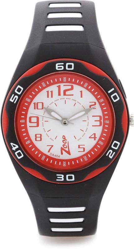 Zoop C3022PP02 Cars Boy's Watch