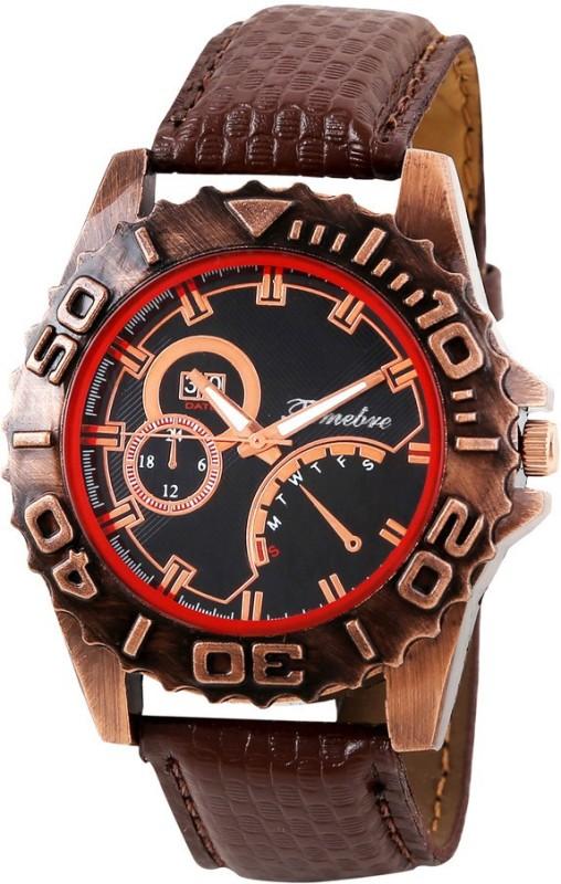 Timebre MXBLK308-5 Milano Men's Watch image