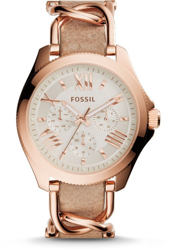 Fossil AM4620 Cecile Analog Watch - For Women(End of Season Style)