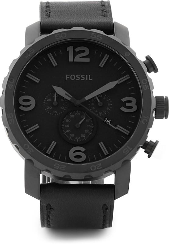 Fossil JR1354I Fiber Collection Analog Watch - For Men