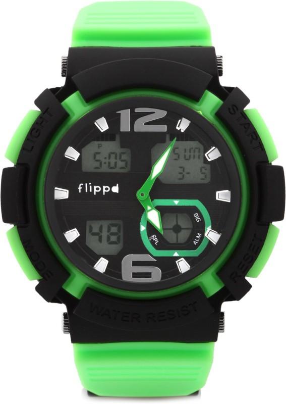 Flippd FDRBB21215 Analog-Digital Watch - For Men