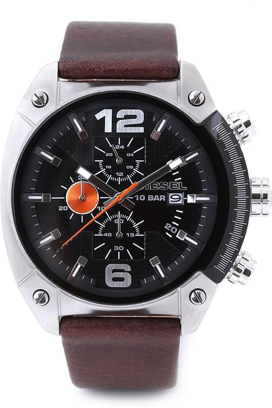 Diesel DZ4204 OVERFLOW Analog Watch - For Men(End of Season Style)