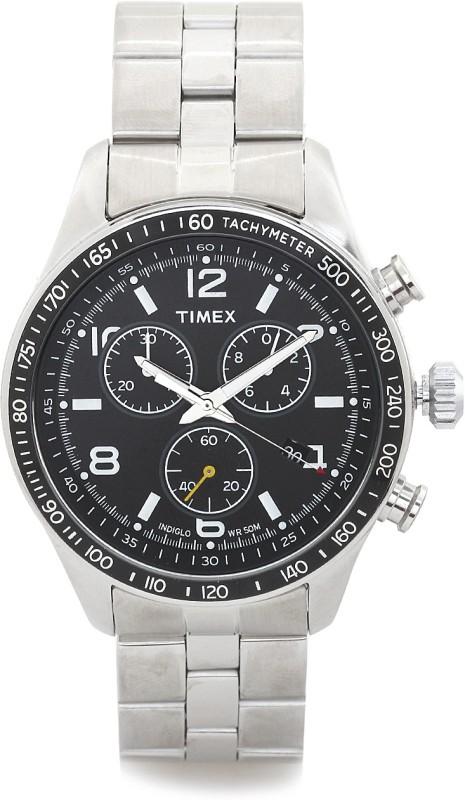 Timex T2P041 E-Class Watch - For Men